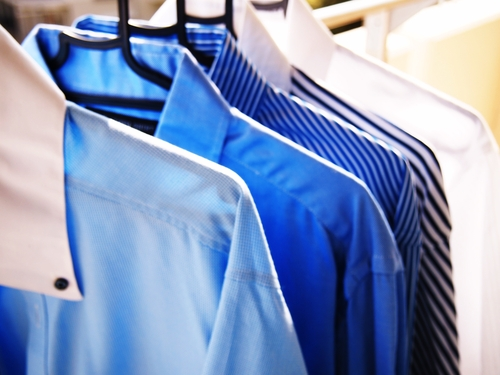 Dry cleaning pick up service