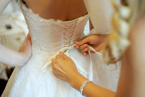 How to remove wine stain on wedding dress for Wedding dress stain removal