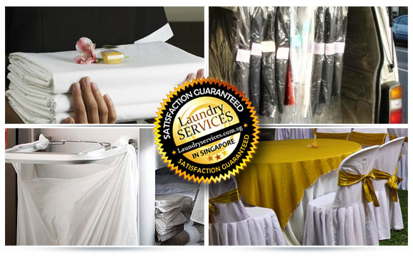 Residential & Commercial Laundry Services We Provide