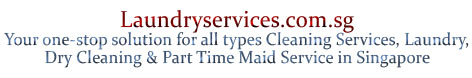 Laundryservices.com.sg - Singapore #1 Laundry, Dry Cleaning Pickup Delivery Service & Part Time Maid Company
