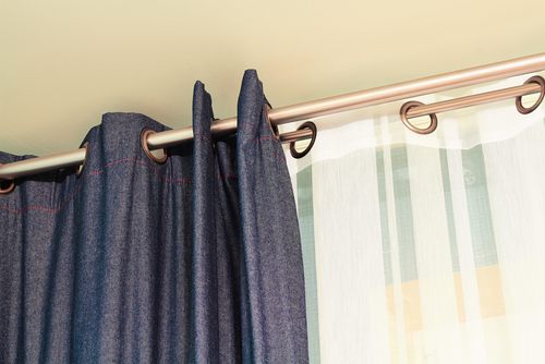 Can Dry Cleaning Remove Curtain Stains?