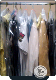 Dry Cleaning Pickup