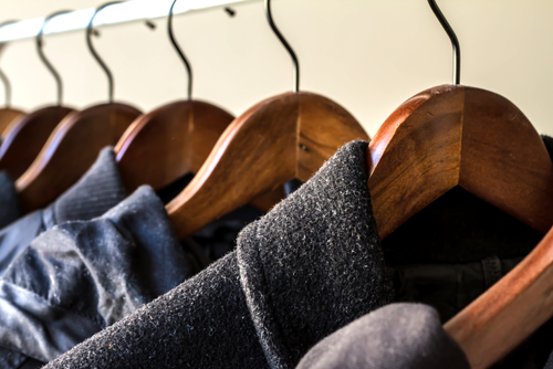 Dry Cleaning Winter Clothing