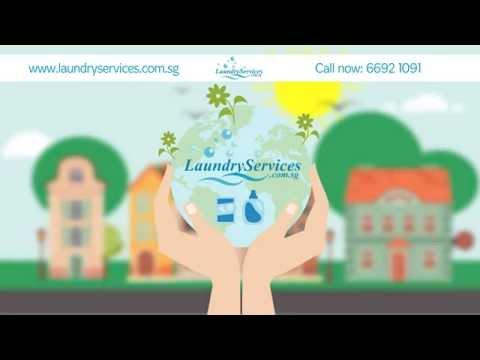 Laundry Services Singapore Voice Over